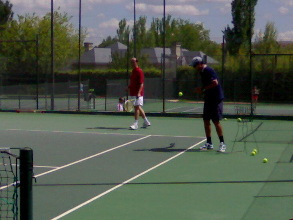 Clases de Tenis y Padel en Pozuelo y Aravaca
