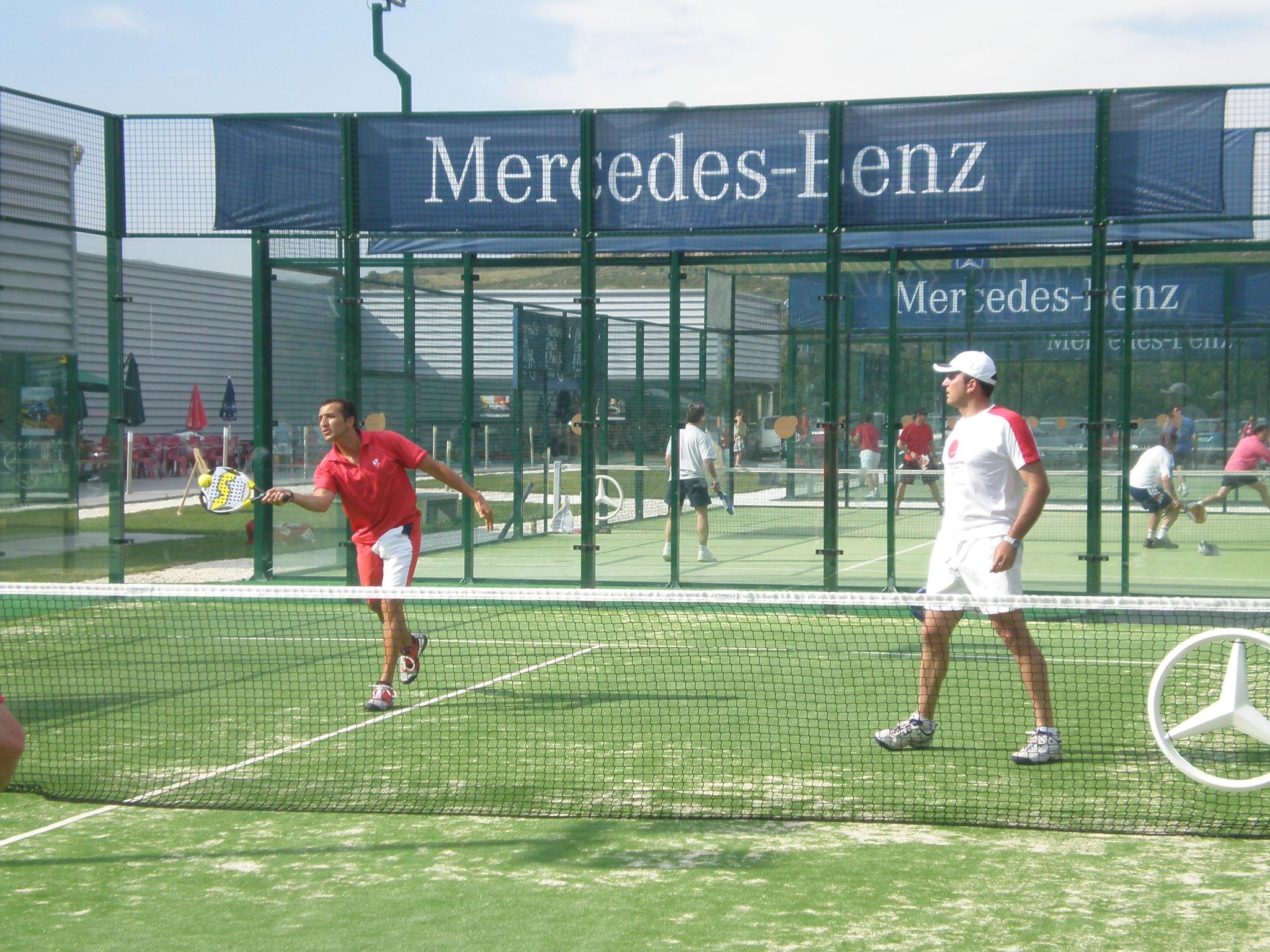 Clases de padel y tenis a domicilio en madrid tel 91 831 - Busco trabajo en javea ...