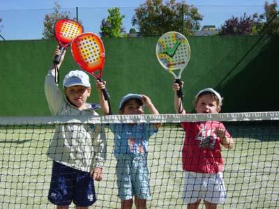 Clases de Padel y Tenis para este verano 2012