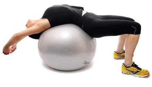 Estiramientos para evitar lesiones de espalda en el padel